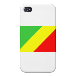 congo iPhone 4/4S cover
