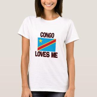 Congo Loves Me T-Shirt