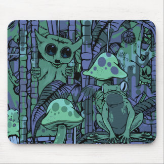 Congo Natty - Mouse Pads