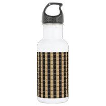 Congo Pattern Stainless Steel Water Bottle