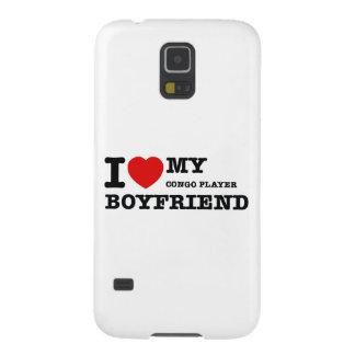 Congo player Boyfriend Designs Galaxy S5 Case