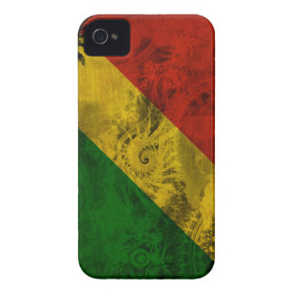 Congo Republic Flag iPhone 4 Case