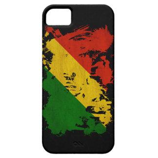 Congo Republic Flag iPhone SE/5/5s Case
