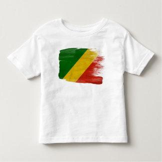 Congo Republic Flag Toddler T-shirt