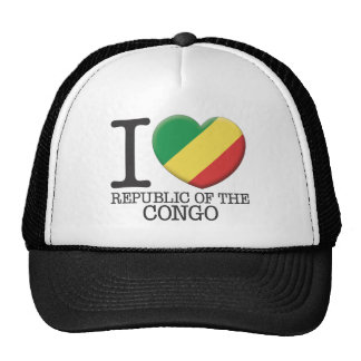 Congo, Republic of the Trucker Hat