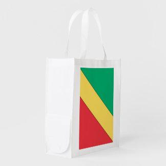 Congo (Republic) Reusable Grocery Bag