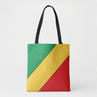 Congo (Republic) Tote Bag