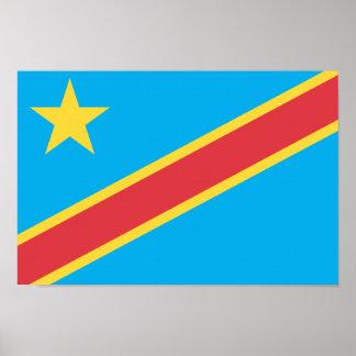 Congo (república Democratic) Póster