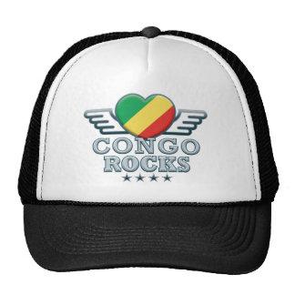Congo Rocks v2 Hats