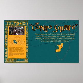 Congo Square Poster