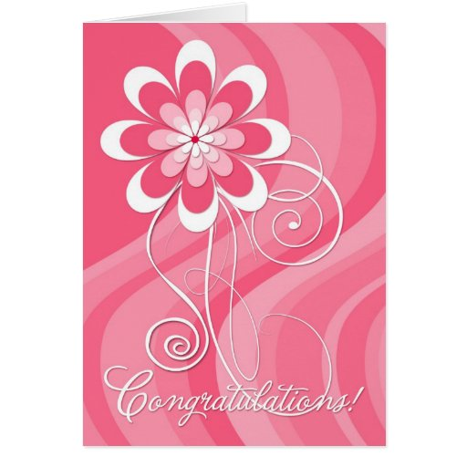 Congradulations - Chemotherapy Completed Greeting Cards