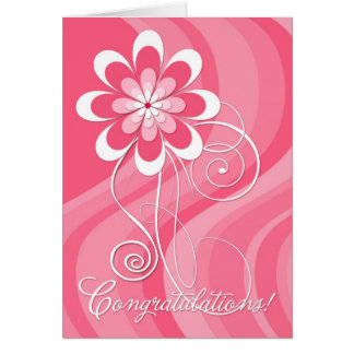 Congradulations - Chemotherapy Completed Greeting Card