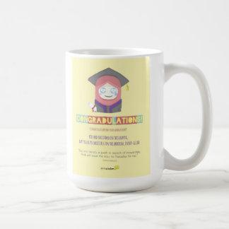 ¡Congradulations! (Hembra) Taza De Café