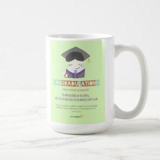¡Congradulations! (Varón) Taza Clásica