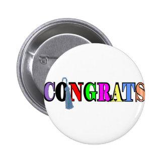 Congrats Pins