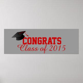 Congrats Class of 20XX Poster