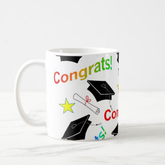Congrats Coffee Mug