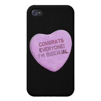 CONGRATS EVERYONE CANDY -.png iPhone 4/4S Cases