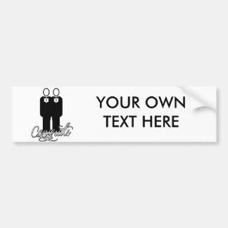 CONGRATS GAY MARRIAGE -.png Car Bumper Sticker