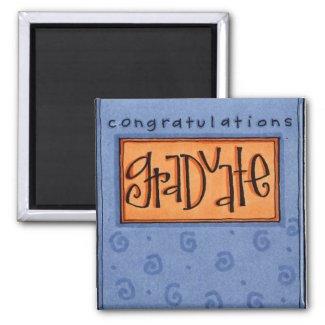 congrats graduate magnet
