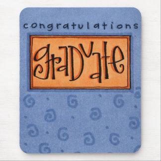 congrats graduate mouse pad