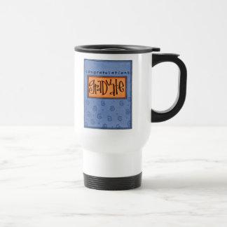 congrats graduate travel mug