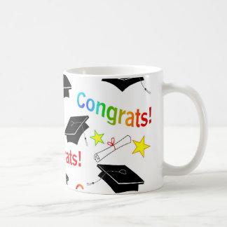Congrats Coffee Mugs