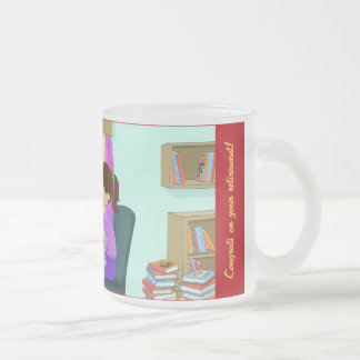 Congrats on Your Retirement Girl Researcher Mug