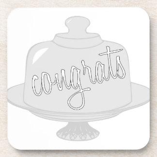 Congrats Posavasos De Bebidas
