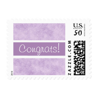 Congrats! Postage