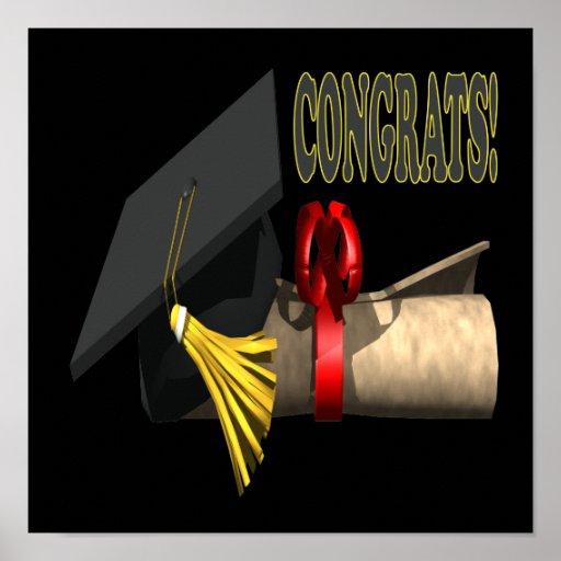 Congrats Póster