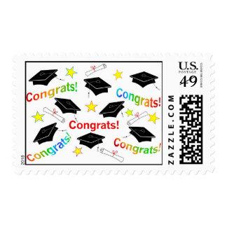 Congrats! Stamp