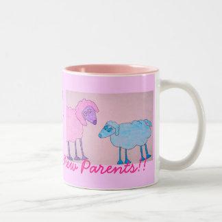 Congrats to parents mug GIRL..