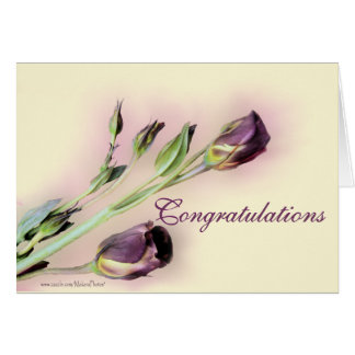 Congratulatins blank-customize any occasion card