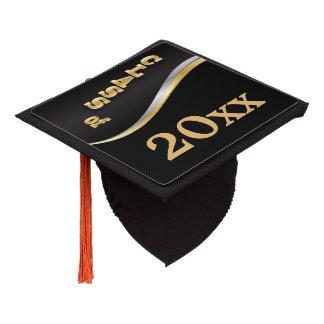 Congratulation Graduate by Year Graduation Cap Topper