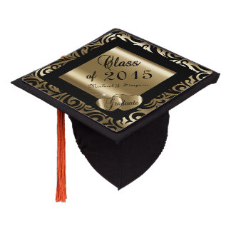 Congratulation Graduate by Year | Personalize Graduation Cap Topper