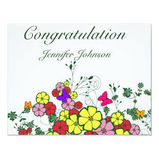 Congratulation, Jennifer Johnson customize it! Card