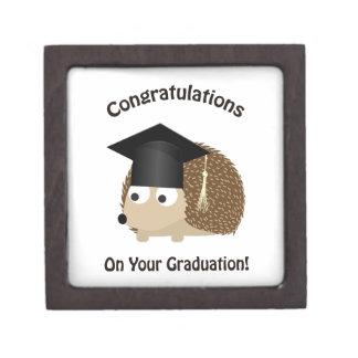 Congratulation on Your Graduation Hedgehog Gift Box