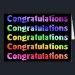 "Congratulations Card<br><div class=""desc"">Congratulations</div>"