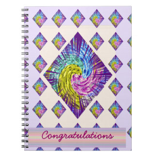 Congratulations : Editable Text to yr own Greeting Note Book