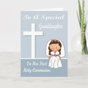 First holy communion congratulations cards zazzle congratulations first communion greeting card m4hsunfo