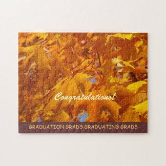 Congratulations GRAD puzzles Graduating puzzle