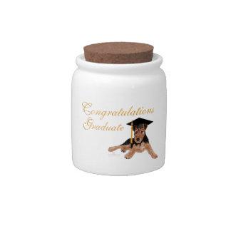 Congratulations Graduate Candy Dish