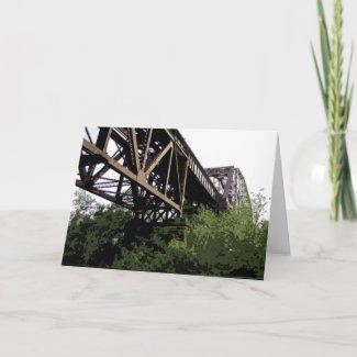 Congratulations Graduate Card - Bridge card