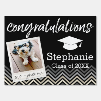 Congratulations Graduate Class of 2017 Graduation Sign