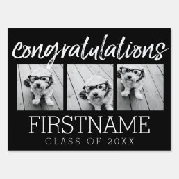 Congratulations Graduate Class of 2017 Graduation Yard Sign