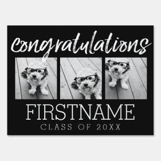 Congratulations Graduate Class of 2017 Graduation Yard Sign