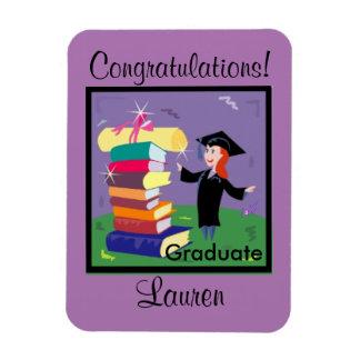 Congratulations Graduate! Custom Flexible Magnet
