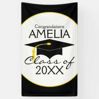 Congratulations Graduate Custom Name Banner