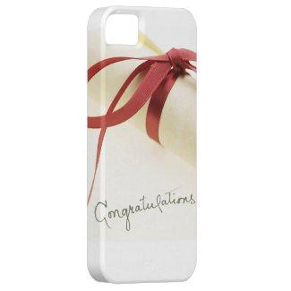 Congratulations Graduate iPhone 5 Cover
